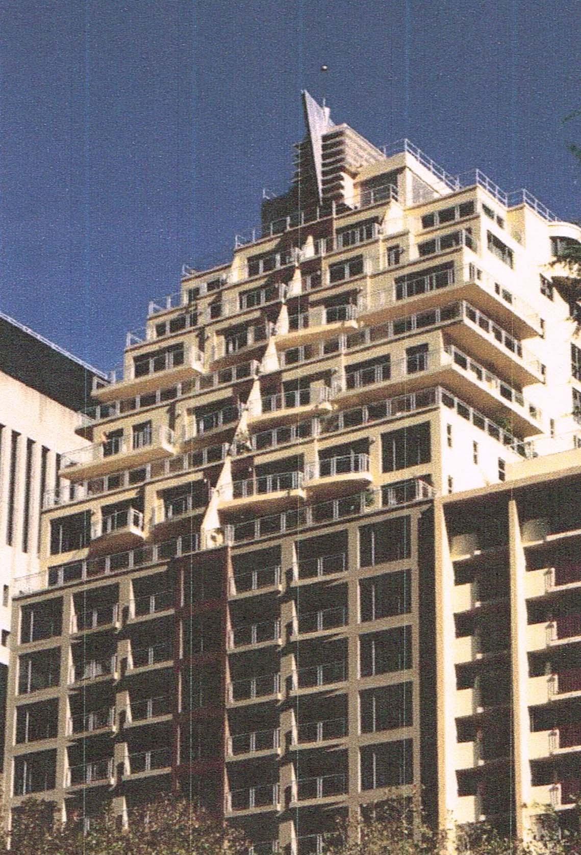 Hyde Park Regency Apartments 281 285 Elizabeth St Sydney